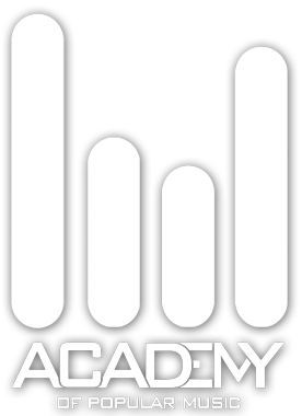 Academy of Popular Music Logo