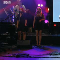 TG4 Dearbhaile Trish Rooney on TG4 with Una Healy